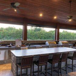 LUX Outdoor Kitchen