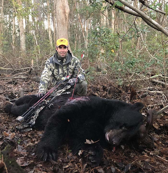 Bow Hunting Black Bear at LUX