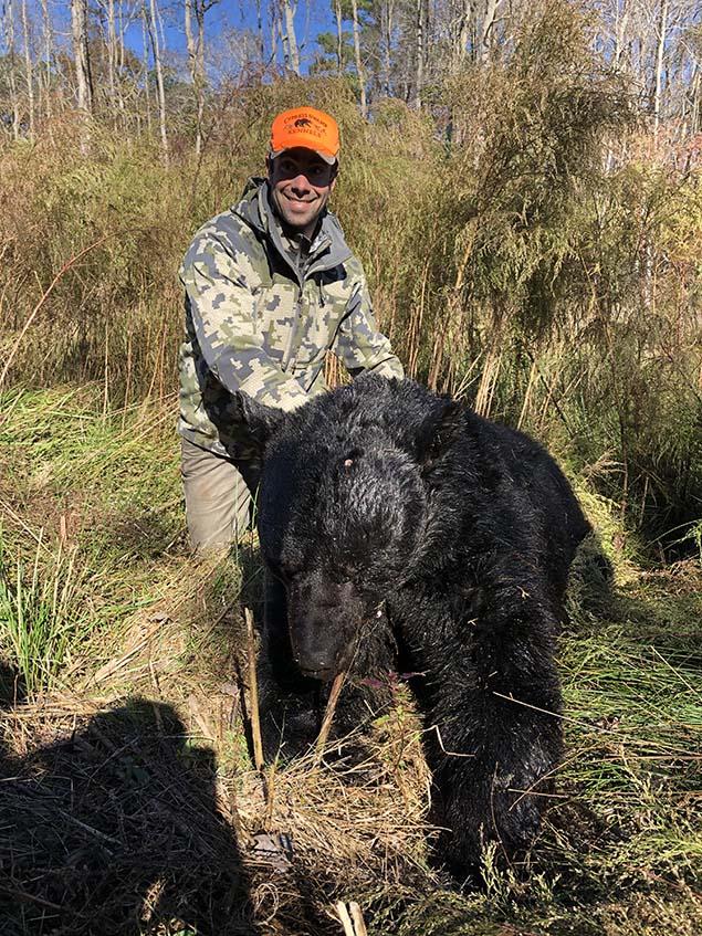 Monster Black Bear Hunt