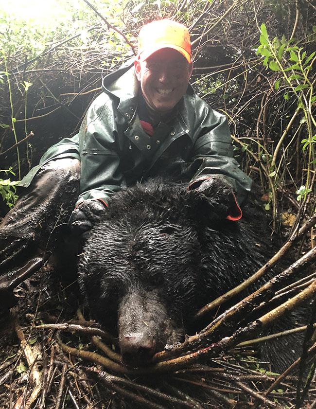 LUX Big Black Bear Hunt