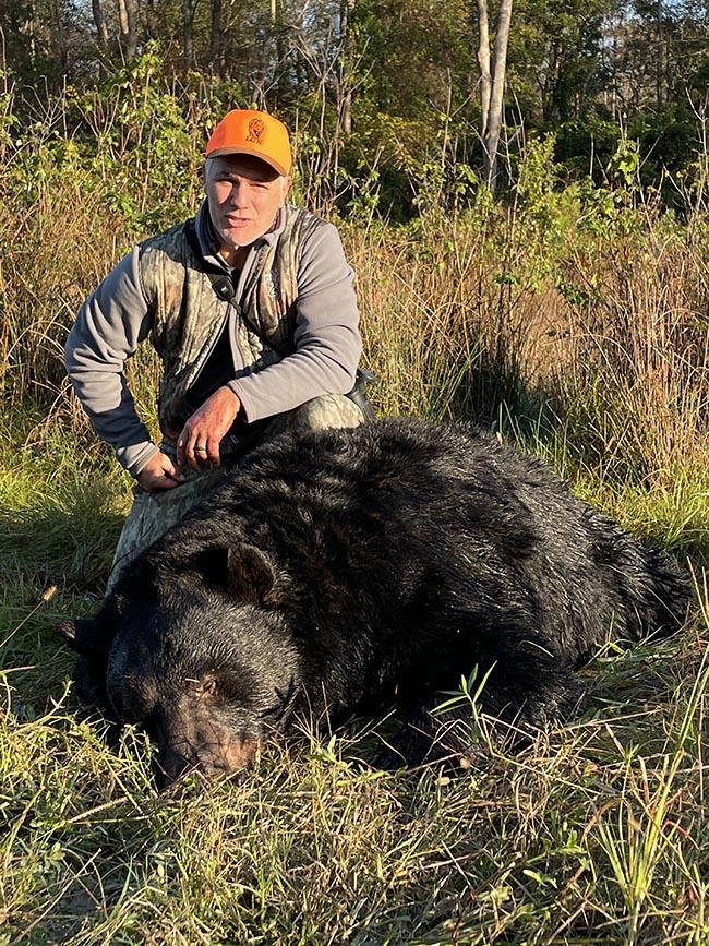 Lux Farms Bear Hunting