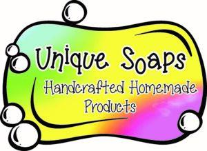 unique soaps logo