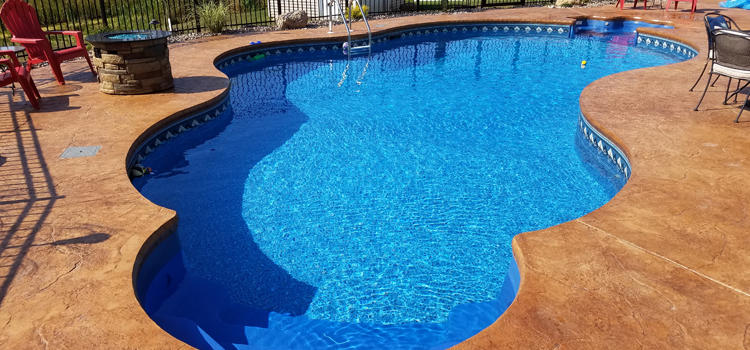 Blue Wave Pool & Spa recent in-ground swimming pool installation projects