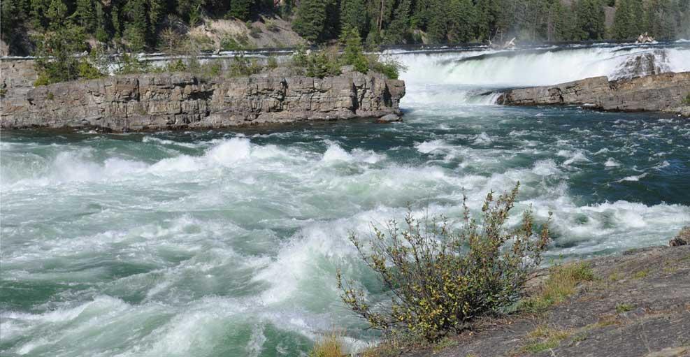 image of flowing water
