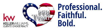 PFB Team - Professional. Faithful. Bold