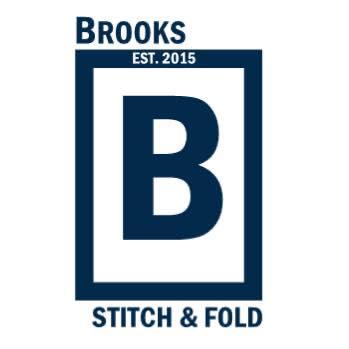 Brooks Stitch & Fold