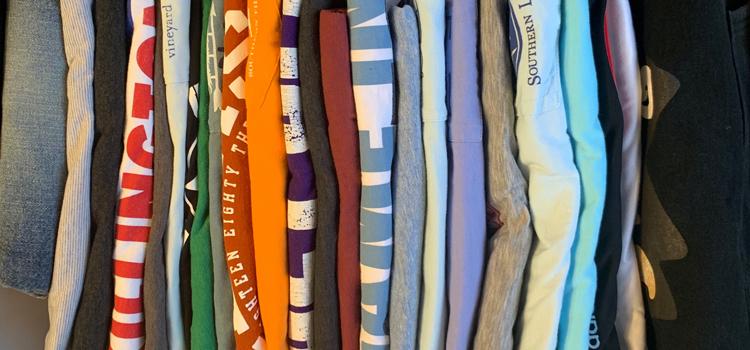 Brooks Stitch & Fold- Wash & Fold