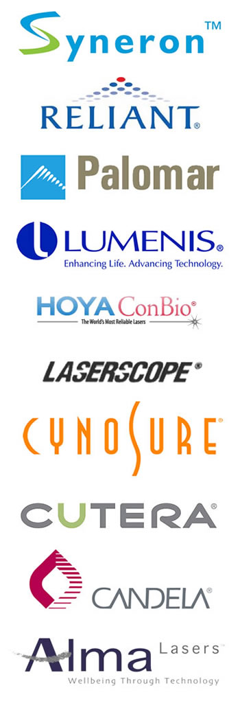 Laser Repair on Most Brands