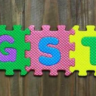 colorful gst