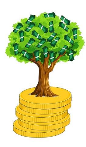 Grow money from stock market