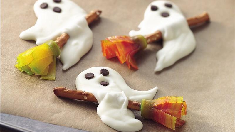 Easy, Cheap Halloween Treats