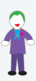 Joker Costume, Halloween Costumes