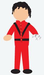 Michael Jackson Costume, Halloween Costumes
