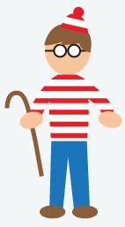 Where's Waldo Costume, Halloween Costumes