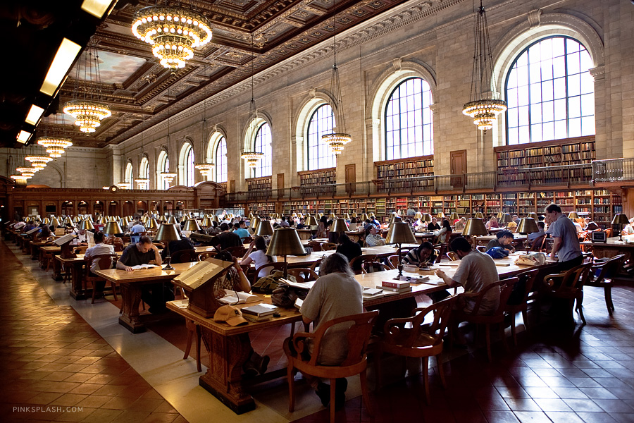 Why College Students Should Have a Public Library Card