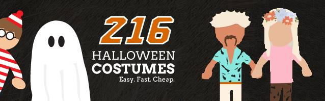 216 Halloween Costumes for 2020
