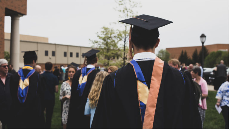 Tips and Advice for a Delayed Graduation