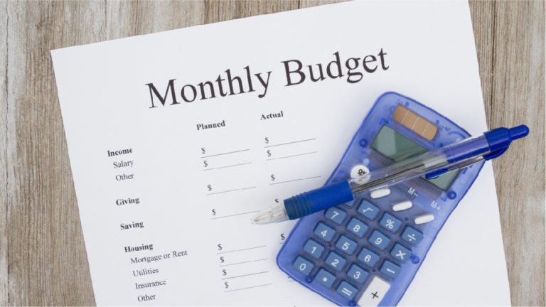 Adulting Series Part 5 | Steps to Creating a Budget