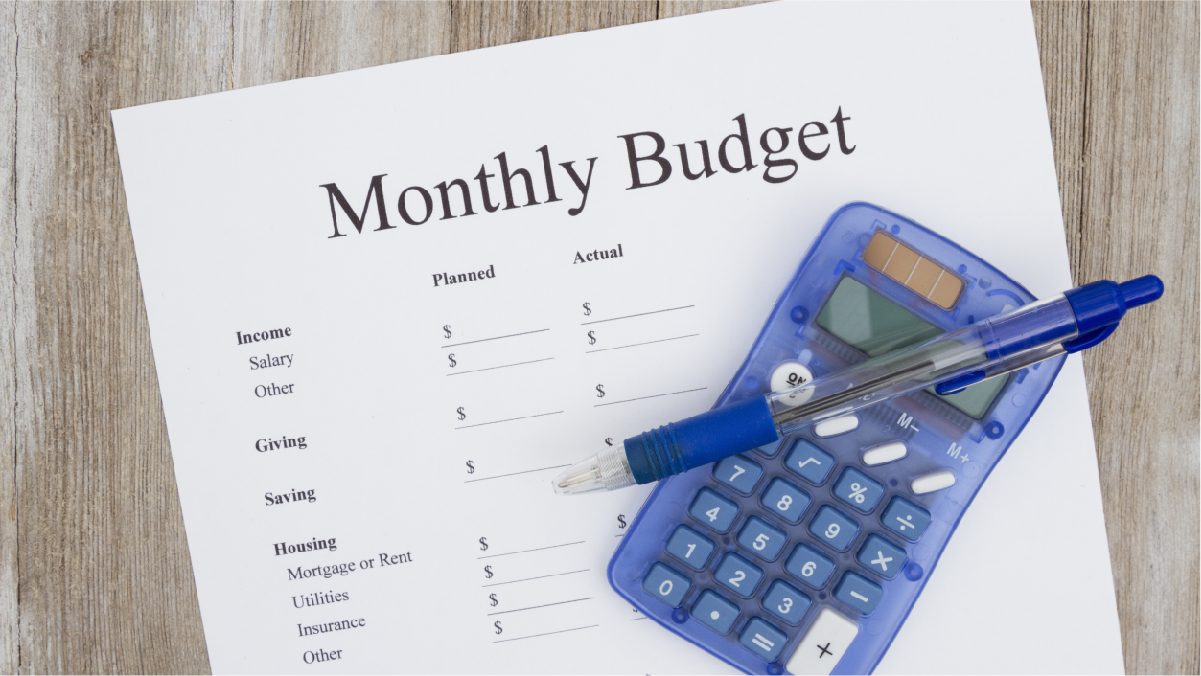 Adulting Series Part 5   Steps to Creating a Budget