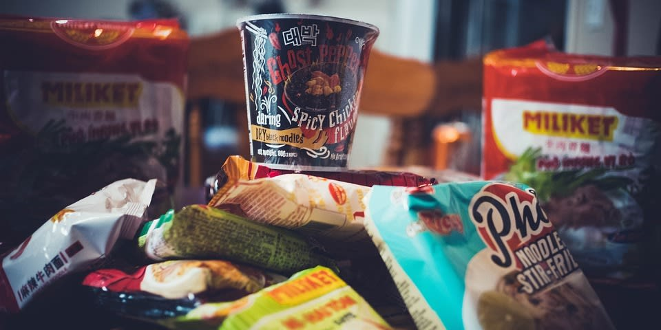 What Classic Dorm Food Should You Stock Up on This Semester?