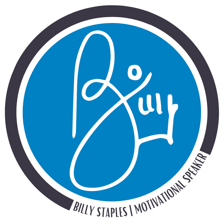 Billy Staples | Motivational Speaker