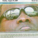 Williamsport Sun Gazette News Story 1