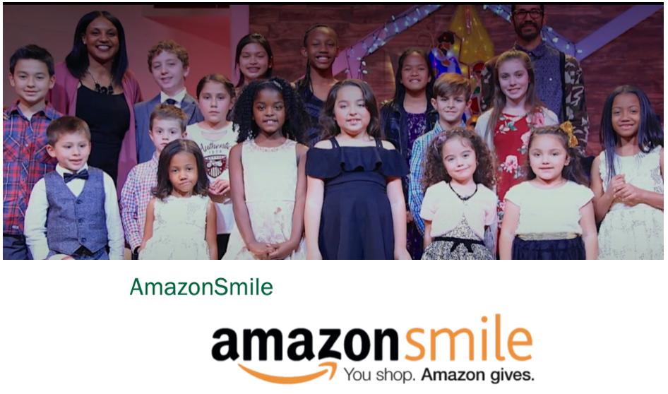 kids amazon smile