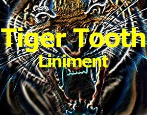 Bunions: More Information From A Chinese Medicine Perspective - image 11x14TigerTooth-300x235-1 on https://sacredhealingtree.com