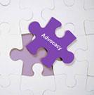 alzheimer's advocacy puzzle pieces