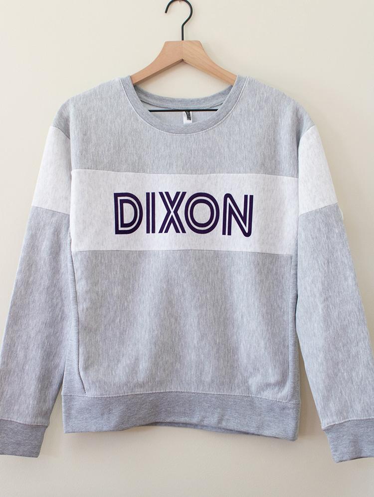 Dixon Varsity Crewneck