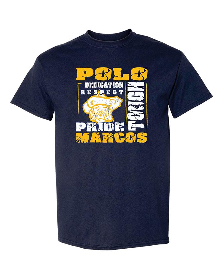 Polo School DryBlend 50/50 T-Shirt