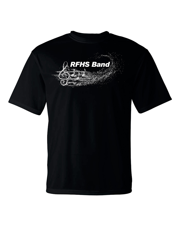 Rock Falls Music - Band T-Shirt