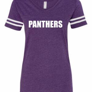 Dixon Panthers V-Neck Jersey T-Shirt
