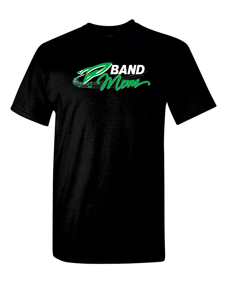 Rock Falls Music Mom T-Shirt