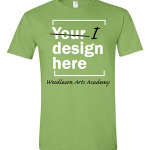 Woodlawn Arts I Design T-Shirt