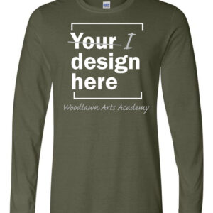 Woodlawn Arts I Design LS T-Shirt