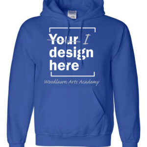 Woodlawn Arts I Design Hoodie