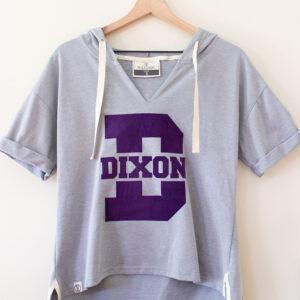 Dixon Short Sleeve Hoodie