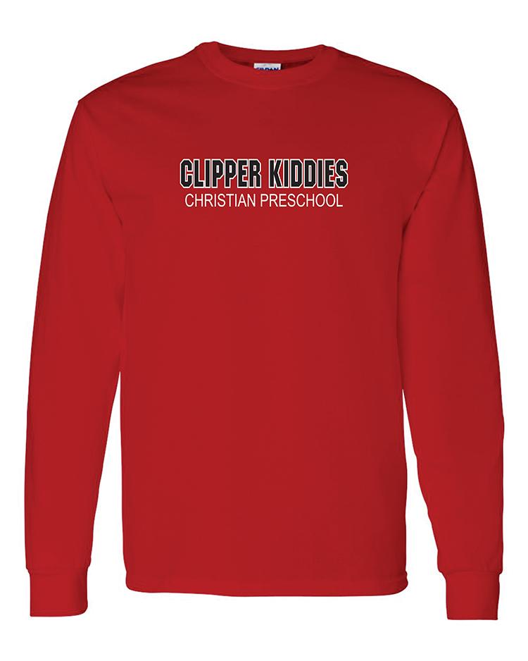 Amboy Clipper Kiddies Long Sleeve T-Shirt