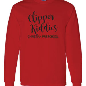 Amboy Clipper Kiddies Long Sleeve T-Shirt
