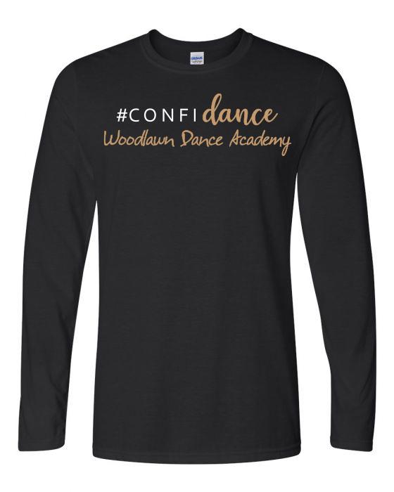 Woodlawn Dance Confidance LS T-Shirt