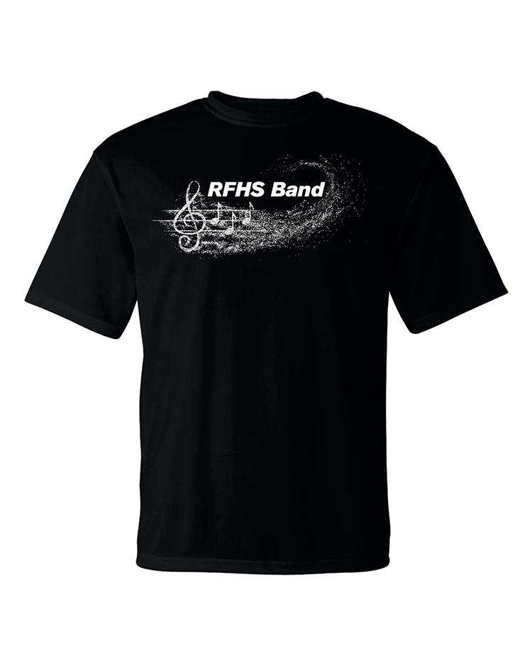 Rock Falls Music - Band Performance T-Shirt