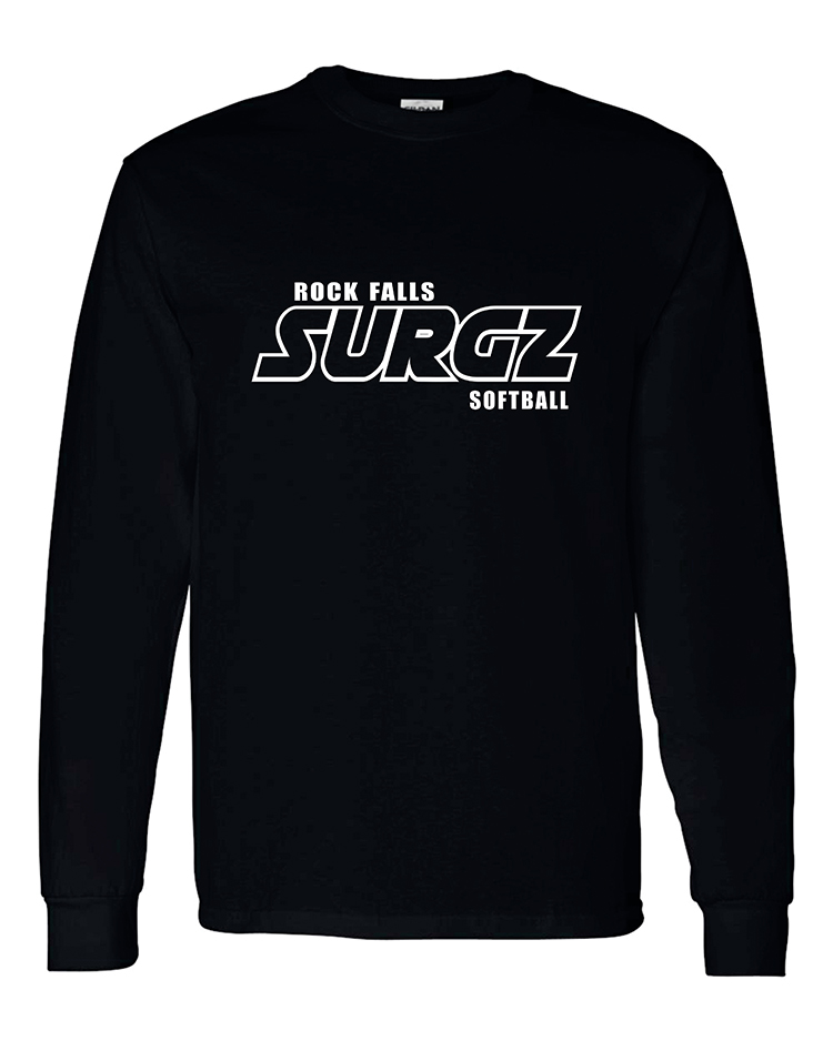 Rock Falls LS T-Shirt