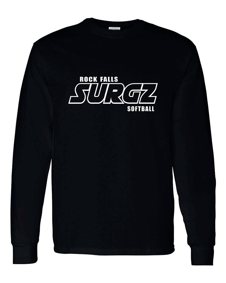 Rock Falls LS T-Shirt