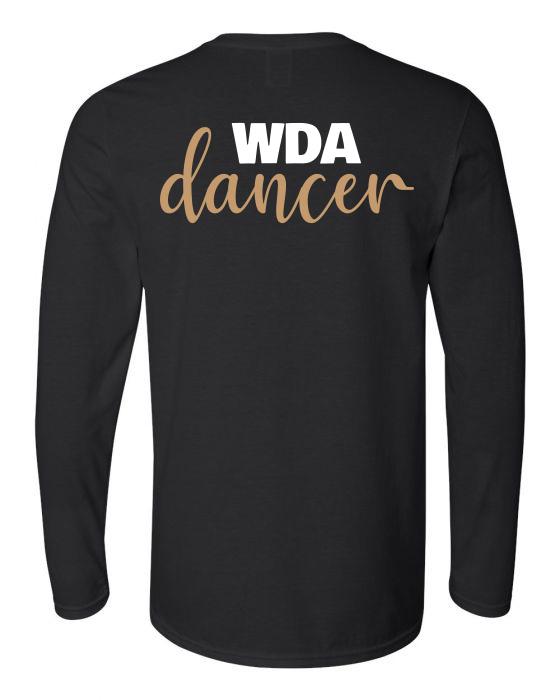 WDA Long Sleeve T-Shirt