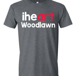 Woodlawn Arts I Heart T-Shirt