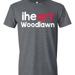 Woodlawn Arts I Heart T-Shirt