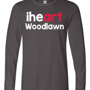 Woodlawn Arts I Heart LS T-Shirt