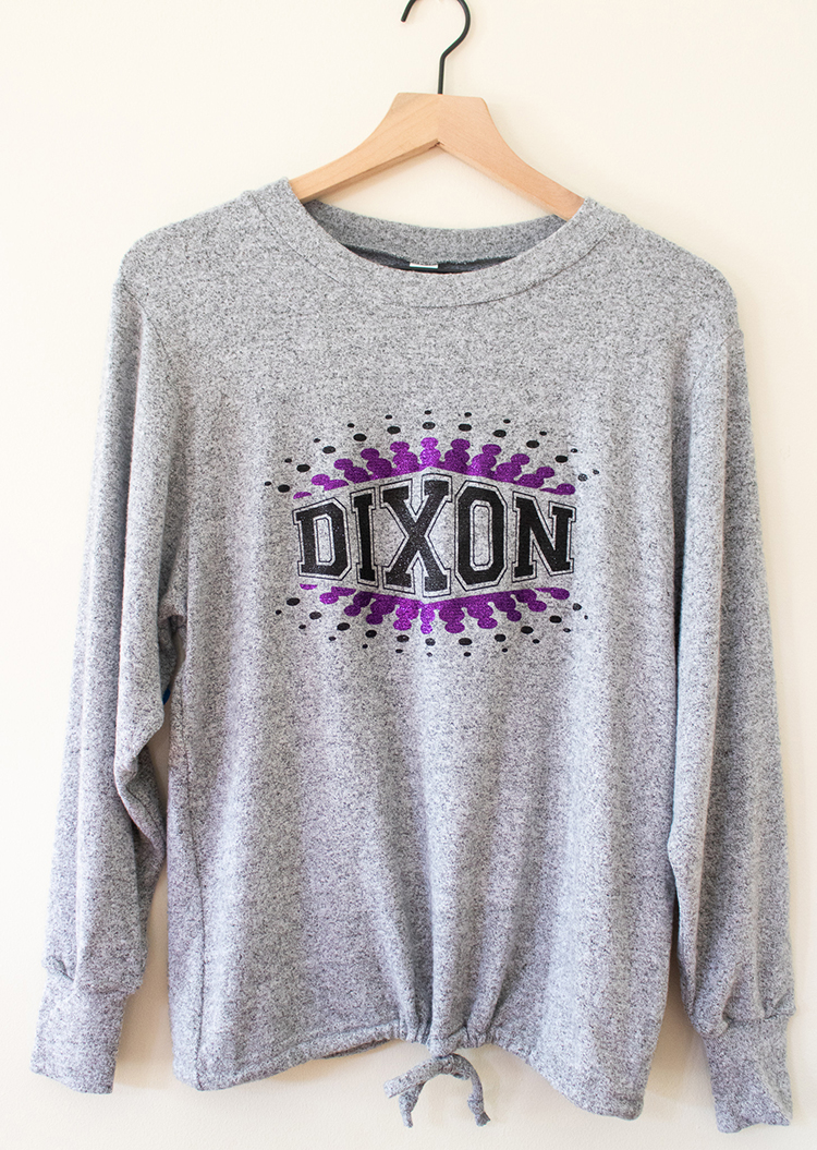 Dixon Drawstring Pullover