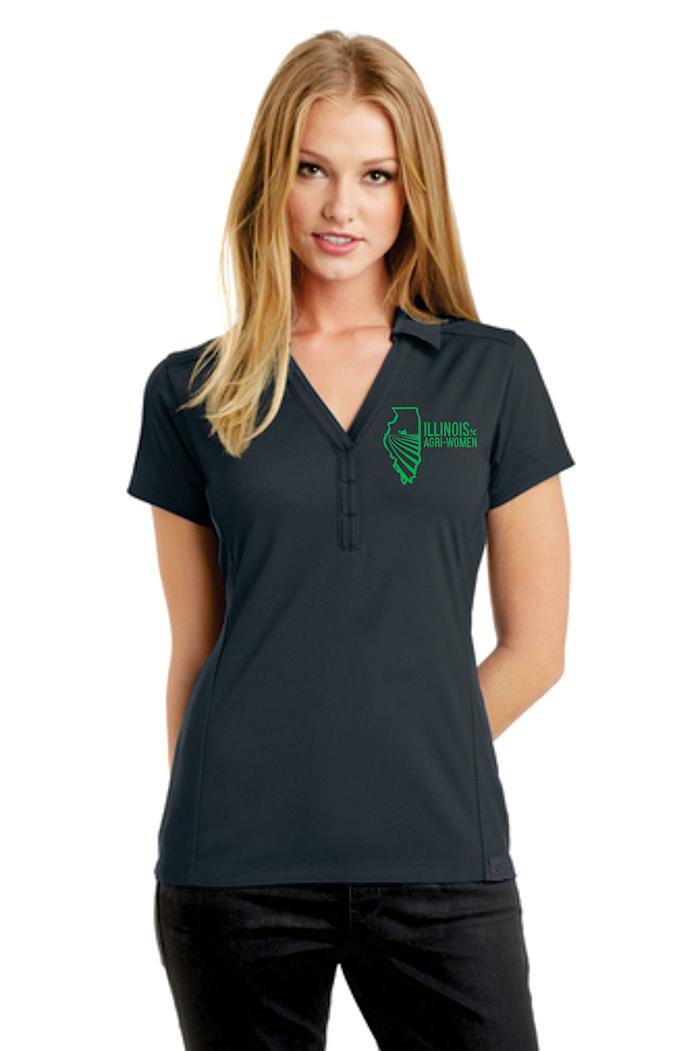 Illinois Agri Women Ladies OGIO Polo